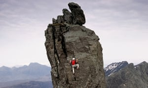 The Inaccessible Pinnacle: Britain's most notorious climb | Travel