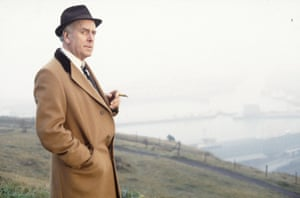 As Daley in Him Indoors, a 1991 episode of Minder.