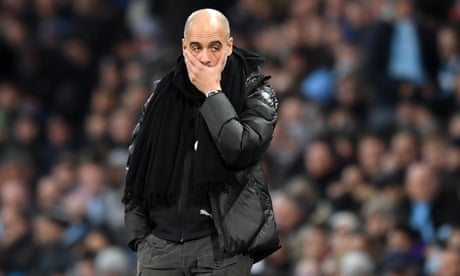 'Maybe next season will be better': Guardiola reacts to Manchester derby defeat - video