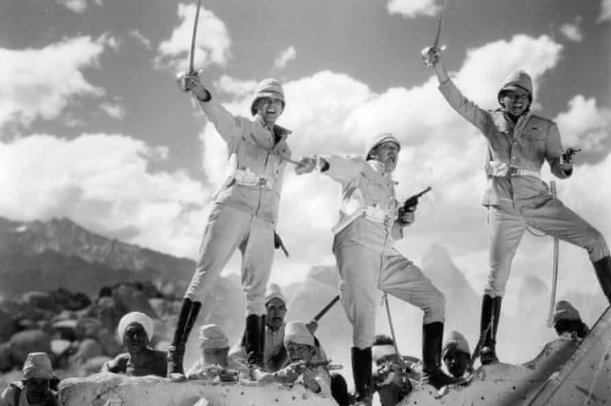 Gunga Din, 1939, starry Cary Grant And Douglas Fairbanks Jr.