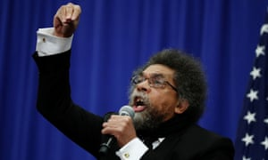 The Harvard professor and activist Cornel West backed Bernie Sanders' two presidential campaigns but doubts the Democratic party will ever be a serious force for change.