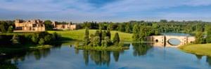 Blenheim Palace, Oxfordshire.