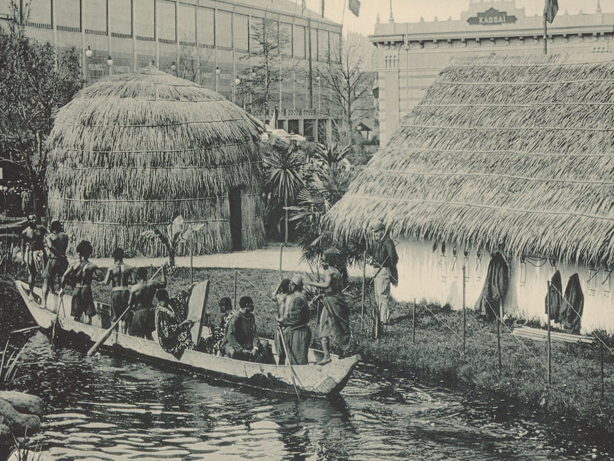New Find Reveals Grim Truth Of Colonial Belgium S Human Zoos Belgium The Guardian