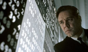 Russell Crowe in A Beautiful Mind.