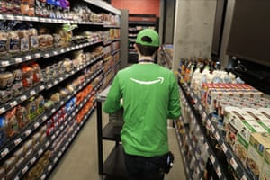 The Amazon Go Grocery store comes on the heels of the Amazon Go store which offers meals and snacks.