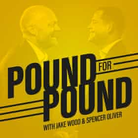 Pound for Pound podcast Press publicity poster image