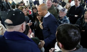 Cory Booker has been a rising start in the Democratic party.
