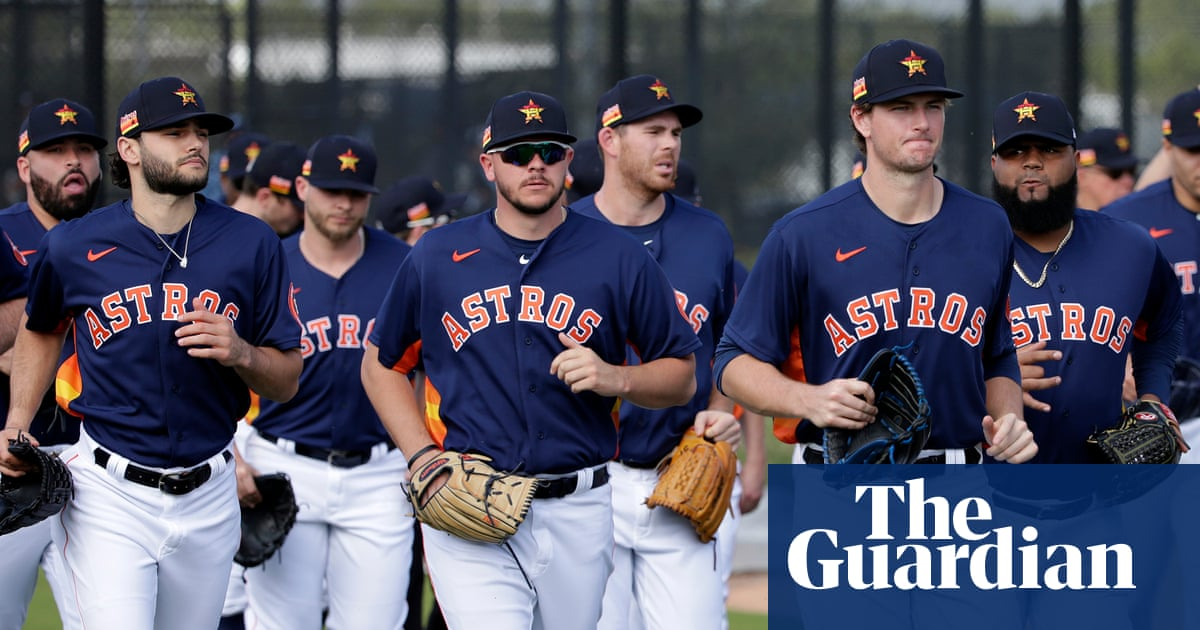 Should Astros players fear for their safety after the cheating scandal?