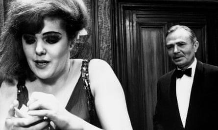 Lynn Redgrave and James Mason in the 1966 film Georgy Girl, based on Margaret Forster's novel.