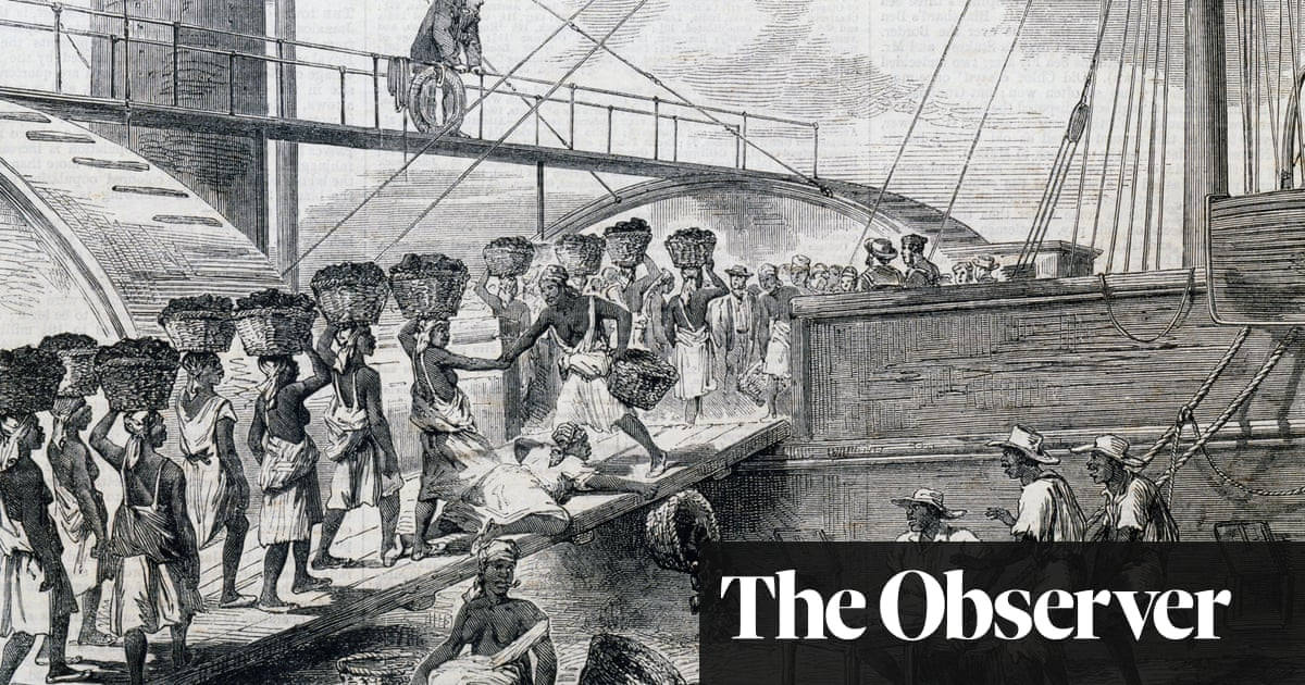Blood Legacy by Alex Renton review – family fortunes built on brutality
