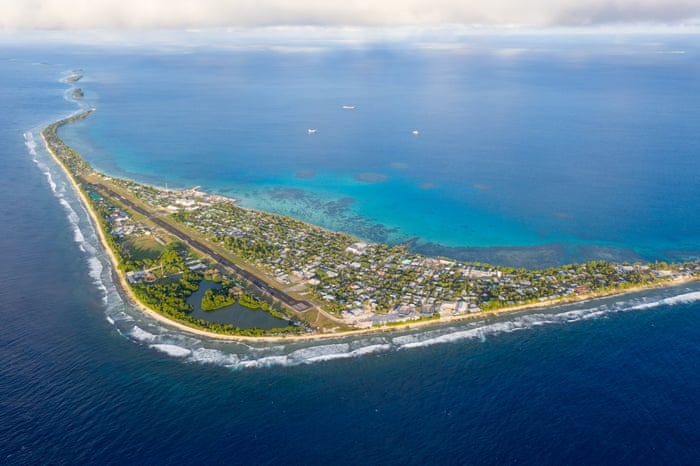 One day we'll disappear': Tuvalu's sinking islands | Global development | The Guardian