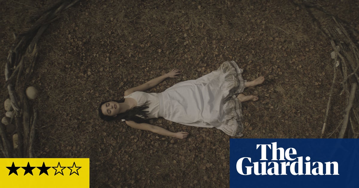 Blood Harvest review - lots to chew on in Amish-style religious cult horror