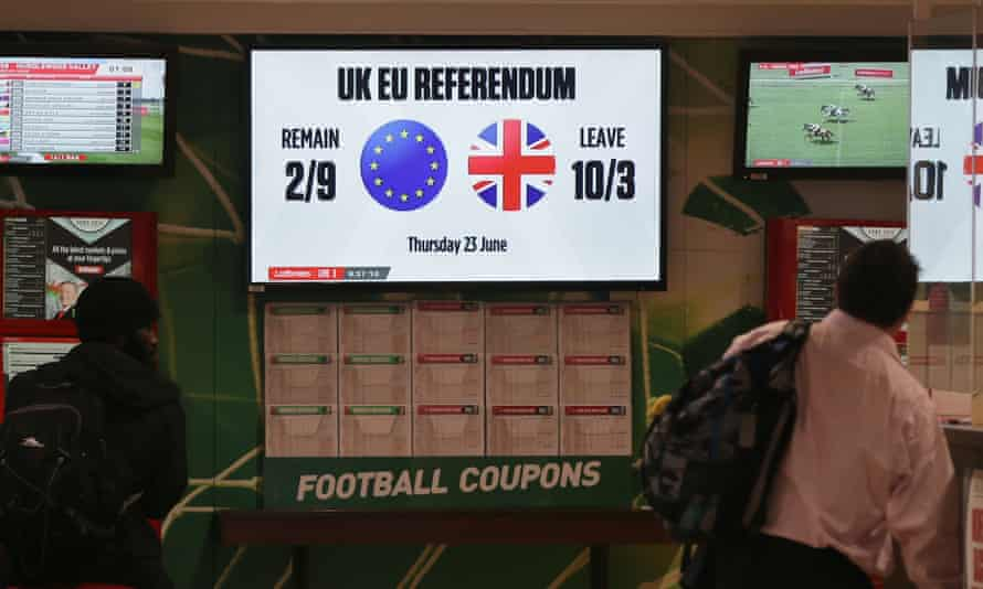 Uk exit eu referendum betting ambrose bettingen speisekarte webkristel
