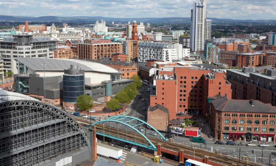 A new report asked 306 technology industry workers about their perceptions of Manchester.