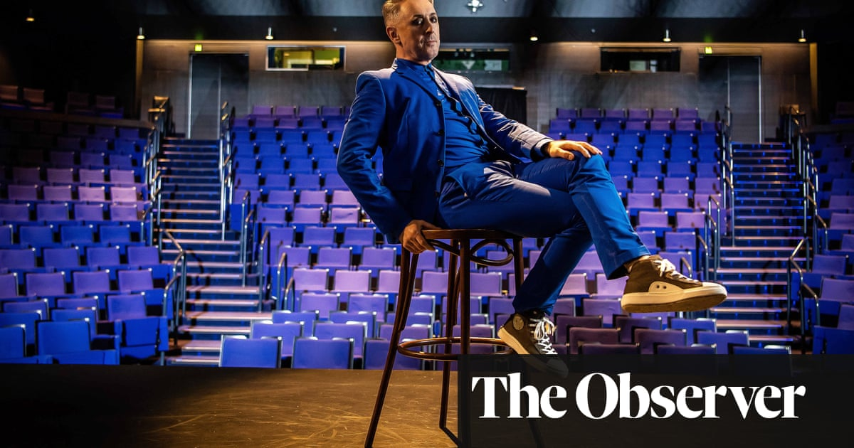 Alan Cumming: 'My favourite movie? I always say Spice World'