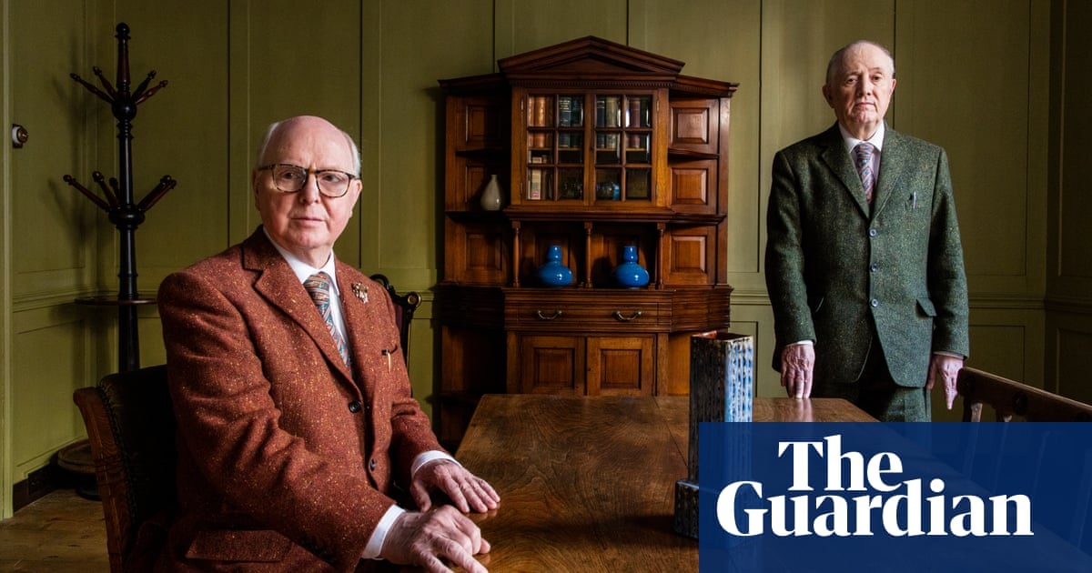 we say what we want' … gilbert and george look back on 50 years of