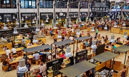 The Time Out Market, Lisbon