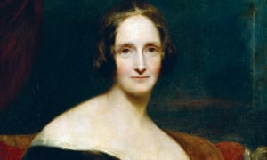 Ostracised for her relationships, held back as a writer … Mary Shelley.
