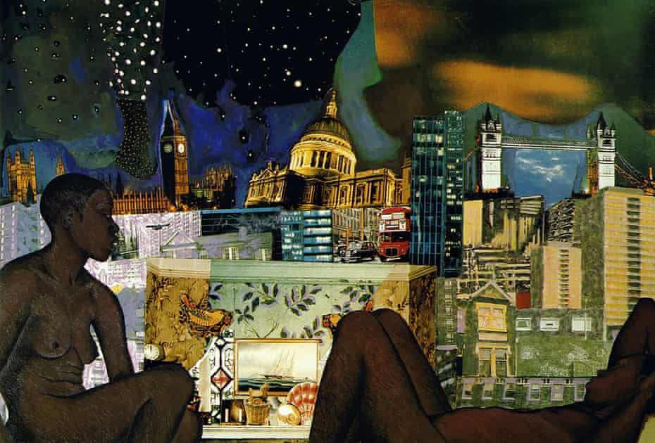 Talking Presence, 1987, Sonia Boyce