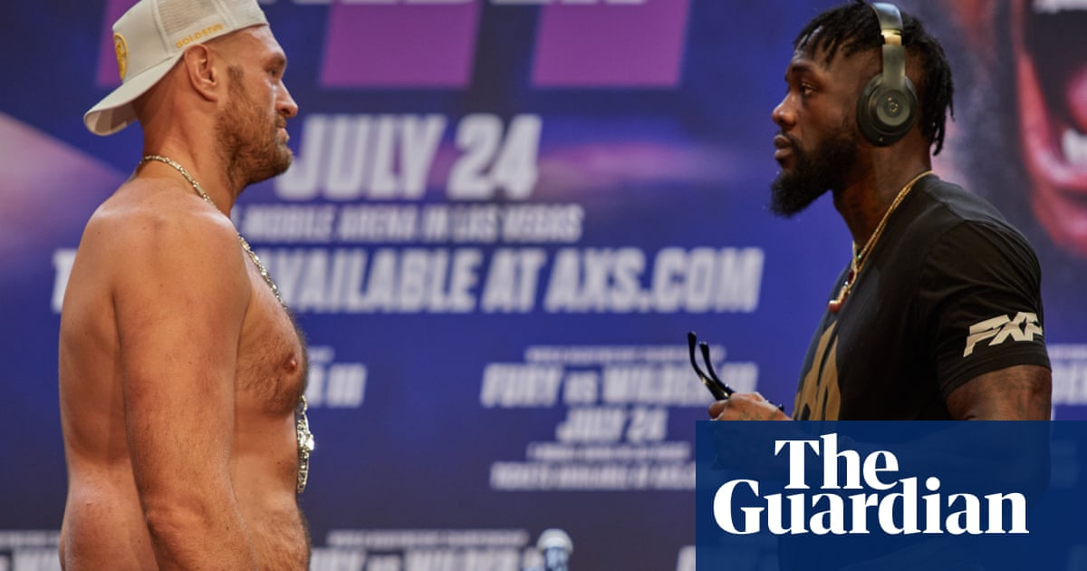 Tyson Fury v Deontay Wilder III in doubt over Covid with statement due
