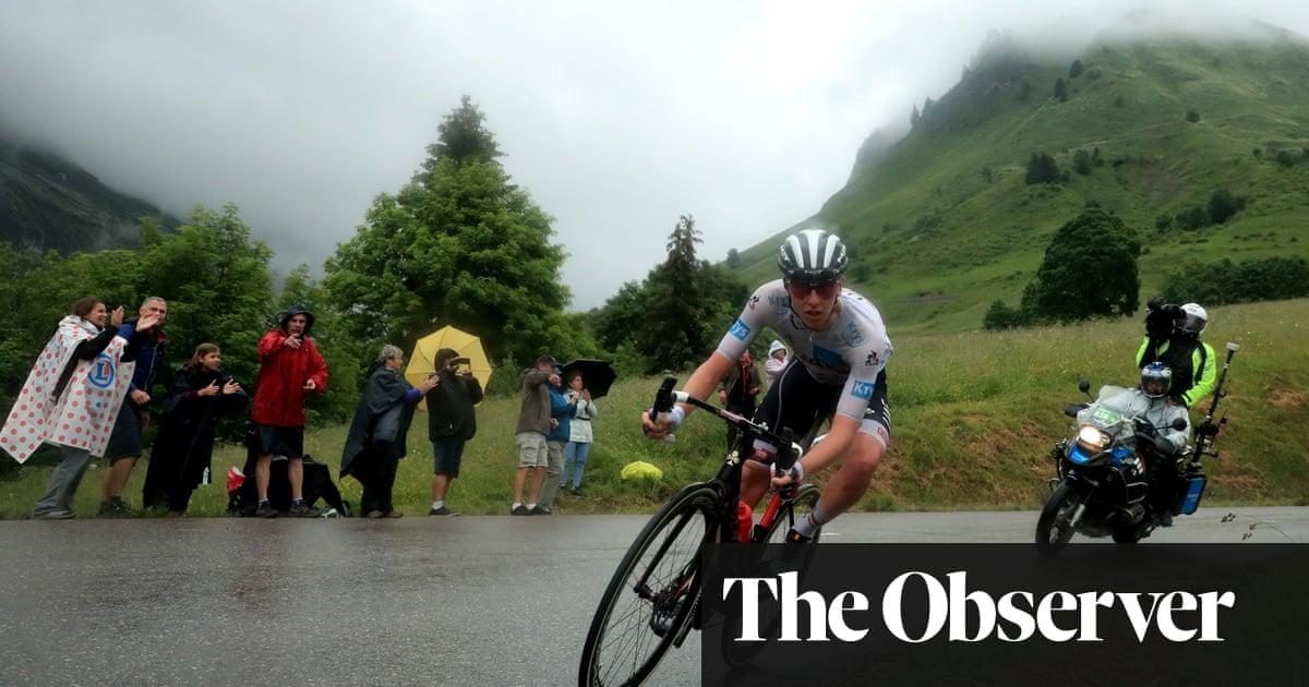 Tadej Pogacar seizes Tour de France lead as Dylan Teuns takes stage