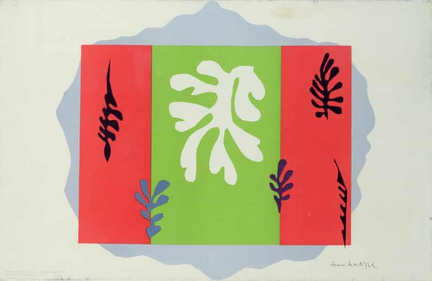 The Dancer by Henri Matisse