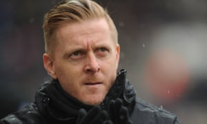 Garry Monk has already steered his team to 50 points this season and is prepared to do it for a second time.