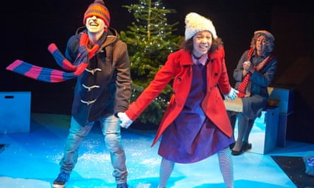 Snowflakes performed at the Oxford Playhouse