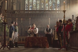 'An inconvenience on a par with stubbing her toe on a servant': a baptism begins series two of Victoria.