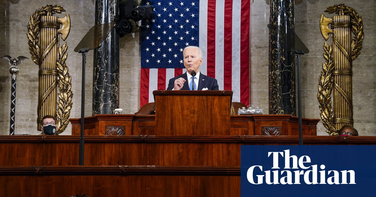 'Not as dramatic as Trump': Republicans respond to Biden's address