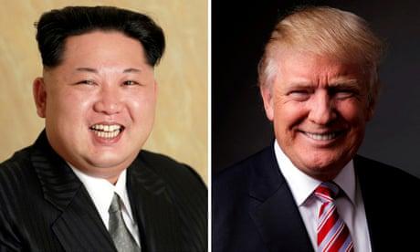 Trump suggests meeting Kim on border as South Korean leader touts Nobel