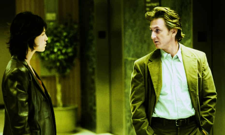 Charlotte Gainsbourg and Sean Penn in 21 Grams.