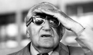 Fritz Lang in 1971.