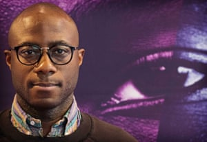 'I was so damn naive' … Barry Jenkins at a film festival in Rotterdam.