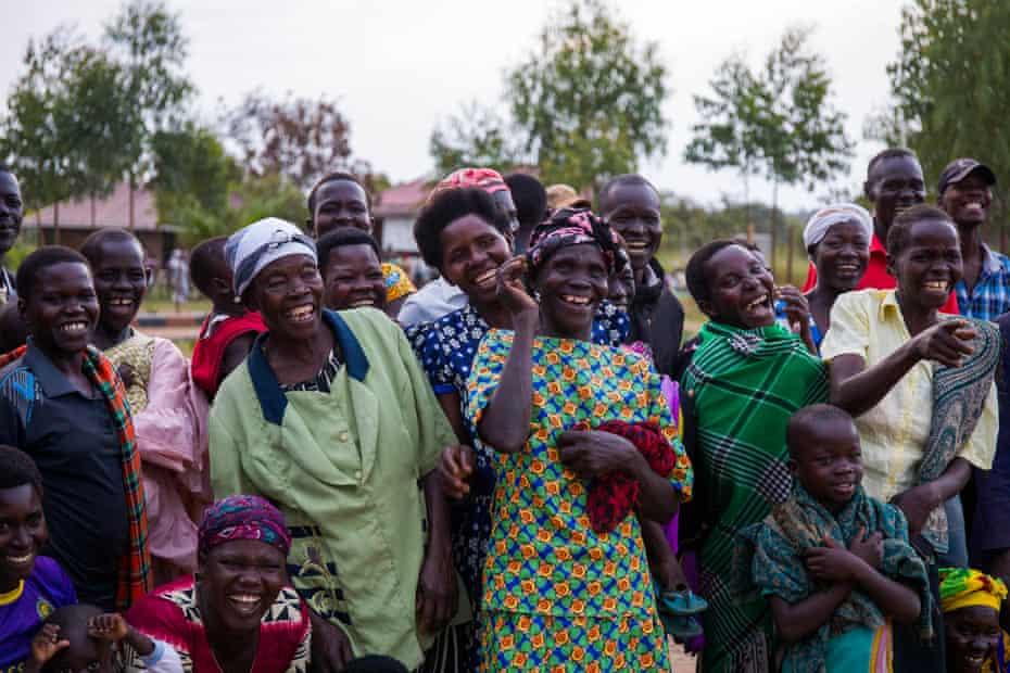 Okere City Community Members