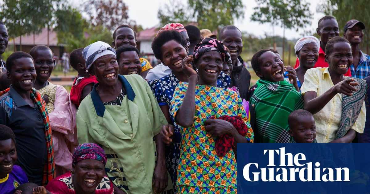 'It's radical': the Ugandan city built on solar, shea butter and people power