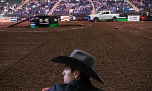 As bull riding hits the big time, pro riders fight through