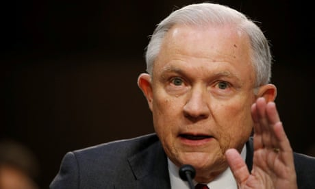 Jeff Sessions calls accusations of Russia collusion an 'appalling lie'