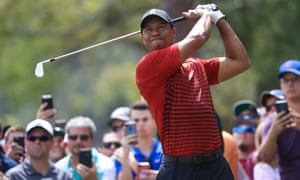 Tiger Woods's putting was inconsistent on the final day in Palm Harbor