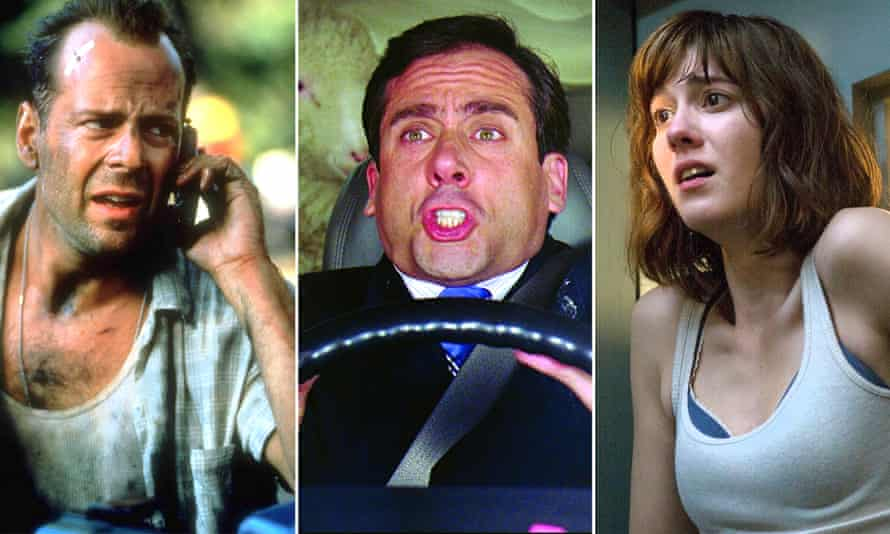 Die Hard with a Vengeance, Evan Almighty and 10 Cloverfield Lane.