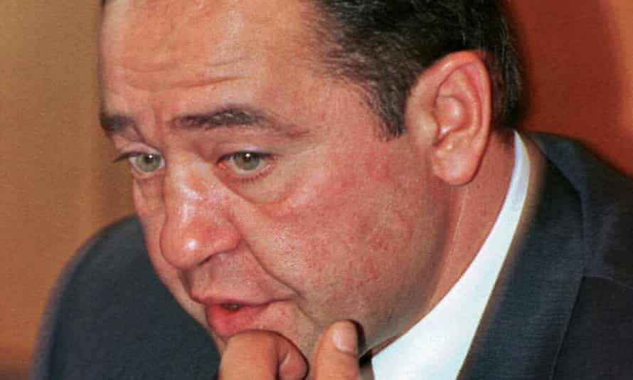 Mikhail Lesin was Vladimir Putin's press minister from 1999 to 2004.
