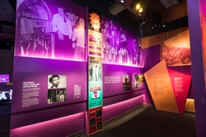 The National Museum of African American Music. 'It tells a compelling story.'