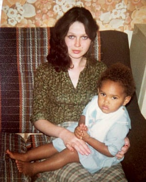 Food was at the heart of both her parents' cultures: Zoe with her mother Elizabeth.