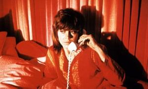 'Smart, tough, haunted …' Fonda in Klute.