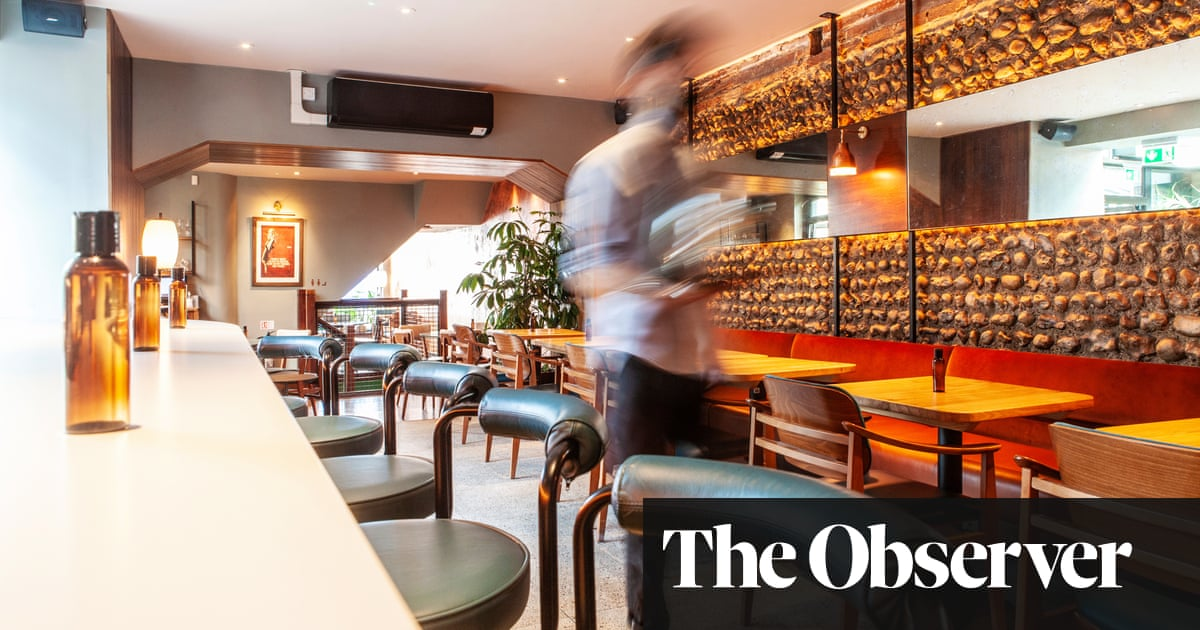 Burnt Orange, Brighton: 'Delivers on its smoky promise' – restaurant review