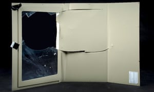 The door panel that trapped Alexys