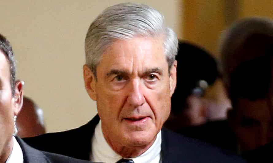 Robert Mueller, the former FBI director leading the investigation.