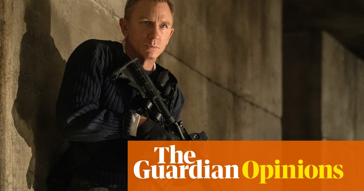 James Bond's mission stays the same: letting Britain think it's still a superpower