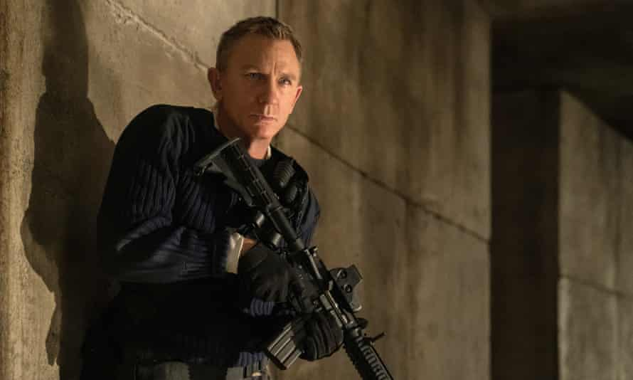 Fans were preparing themselves for the end of the Daniel Craig era.