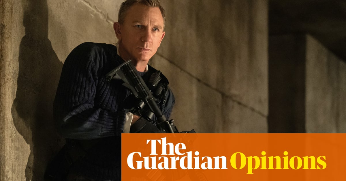 Time to try harder – James Bond has no licence to kill the film industry | Peter Bradshaw